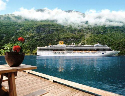 Costa Cruise Lines: Skype интервью