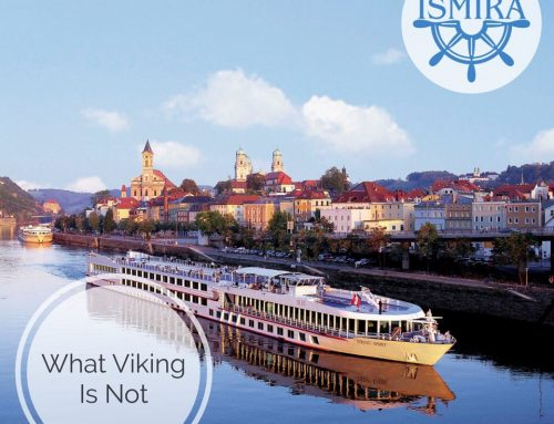 Новости компании Viking Cruises
